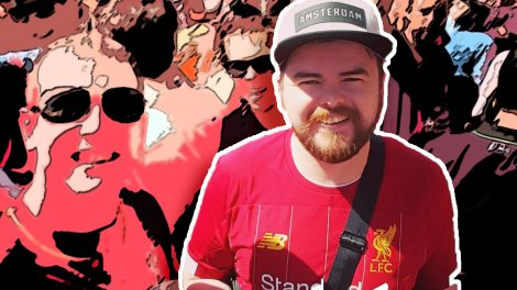 Liverpool fan Gerard Smyth produces parody video to troll Manchester City